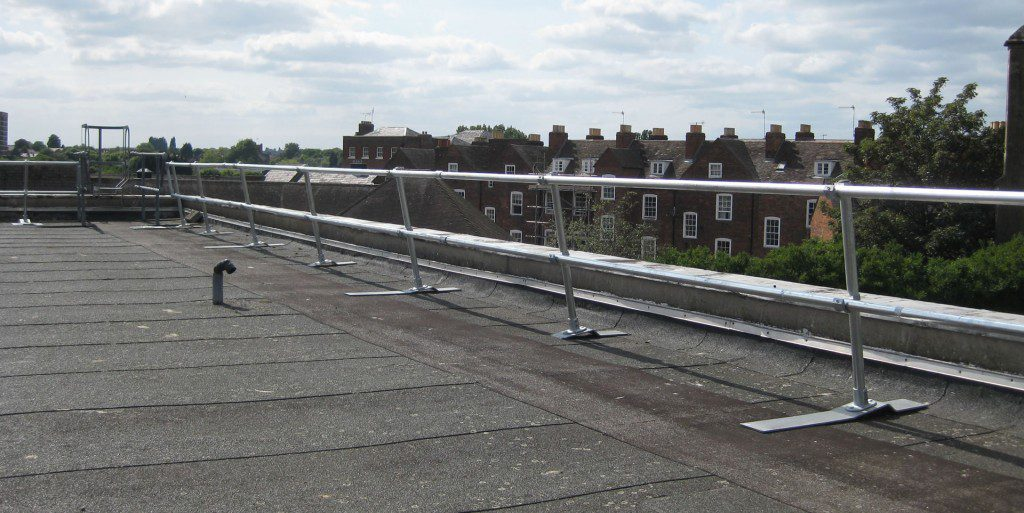 Key Components Roof Edge Protection Roof Edge Safety